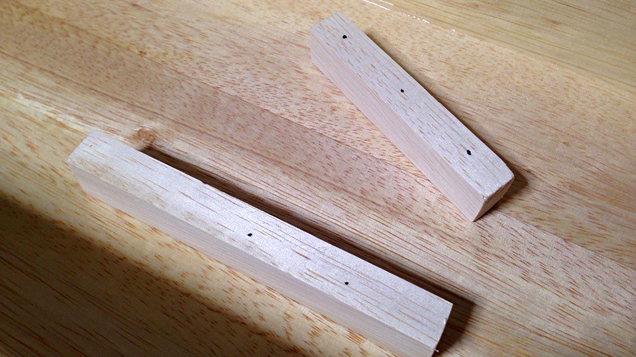 余った木材を有効活用